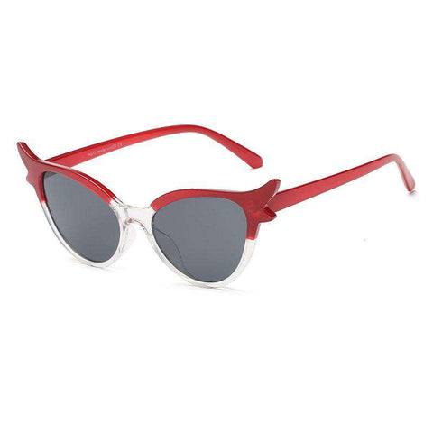 Personality Design Kitty Shape Lens Sunglasses gallery 6