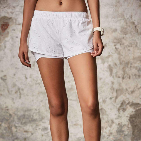 Anti-Peeping Quick-dry Breathable Sports Shorts gallery 3