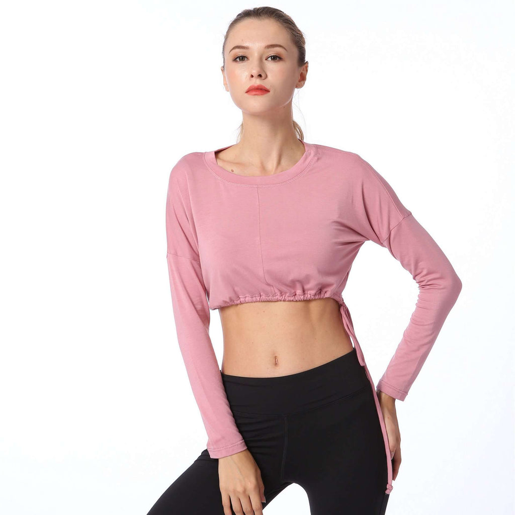 Loose Sports Long-sleeve