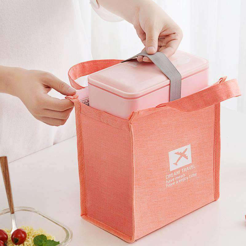Candy Color Portable Insulation bag
