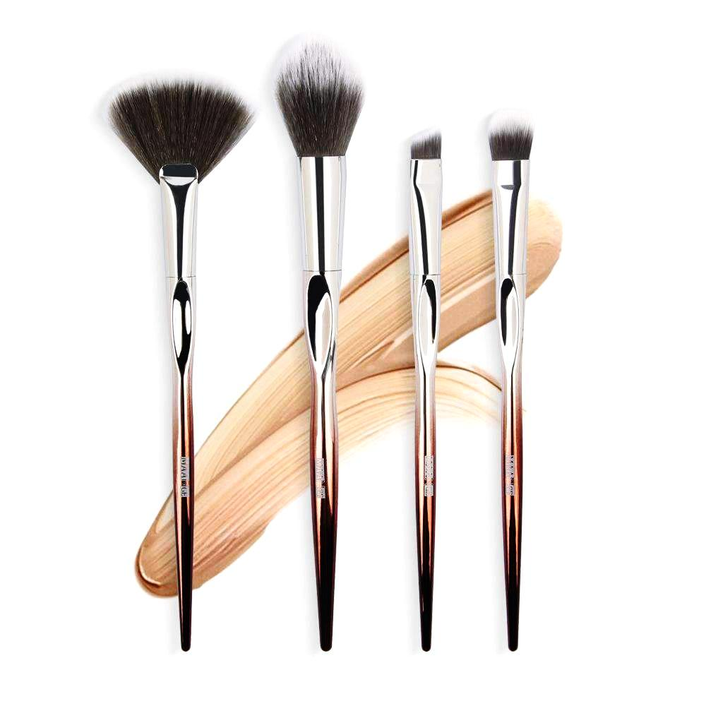 4Pcs Make-up Brush Set