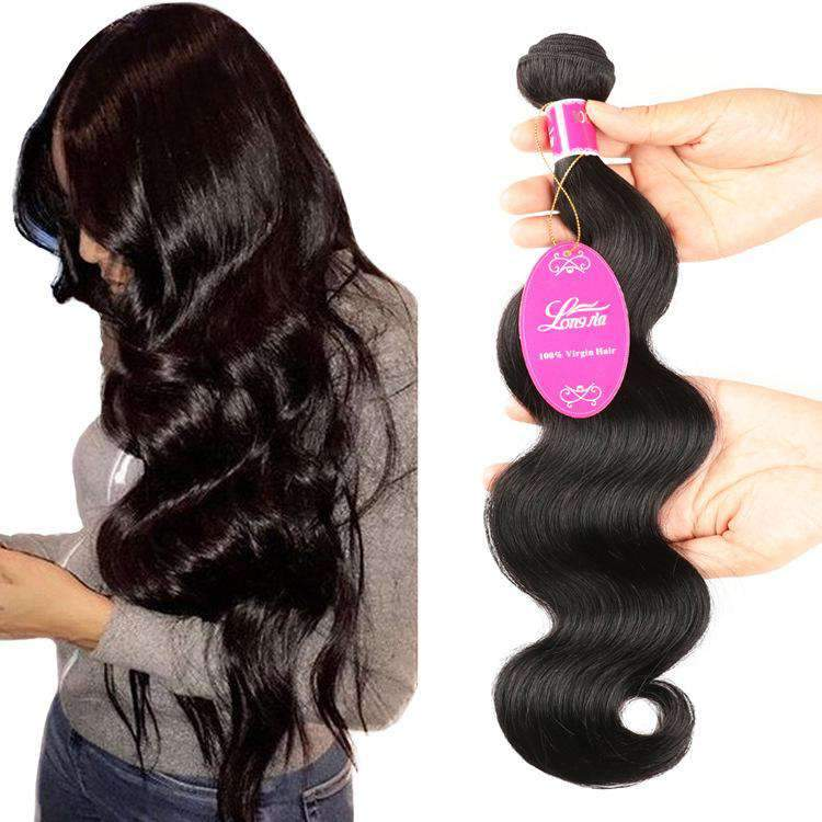Brazilian Body Wave Human Hair 3 Bundles