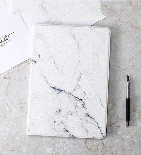 Vintage Marble Texture Stand Flip Tablet Case Cover for Apple iPad gallery 2
