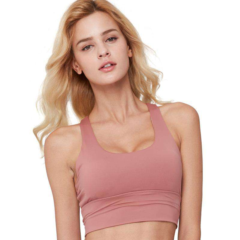 Quick-dry Breathable Yoga and Sports Bra