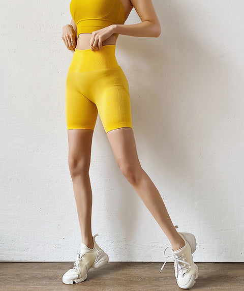 Beauty Contour Butt Lifting Fitness Sports Shorts gallery 5