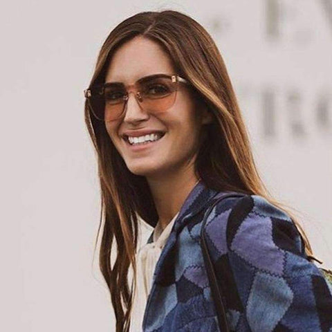 Candy Color Fashion Street Sunglasses gallery 2