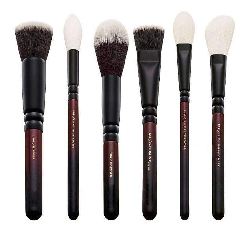 18Pcs Professional Make-up Brush Set With Brush Bag
