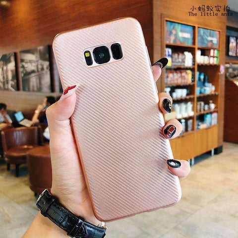 Textured Plain Phone Case for Samsung gallery 3