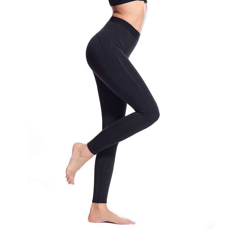 Plush Tight High Elasticity Sports Yoga Pants Legging