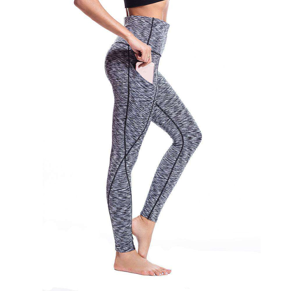 High Waist Seamless Sports Yoga Pants Legging