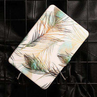 Literary Leaves Painted Apple iPad Cover Case