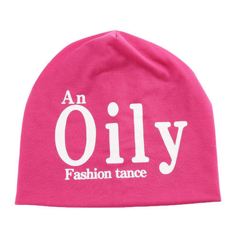 New Fashion Unisex Beanie Wrap Hat Letter Print Candy Color Sleep Turtleneck Cap gallery 11