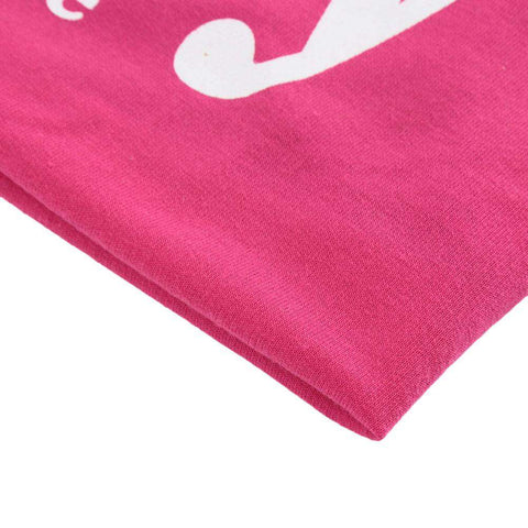 New Fashion Unisex Beanie Wrap Hat Letter Print Candy Color Sleep Turtleneck Cap gallery 13