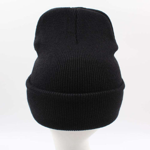 Women Men Rose Embroidery Savage Beanie Hats Embroidered Flower Knitted Caps Warm Outdoors Skullies Caps gallery 9