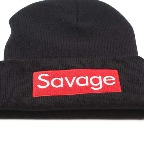 Women Men Rose Embroidery Savage Beanie Hats Embroidered Flower Knitted Caps Warm Outdoors Skullies Caps gallery 10