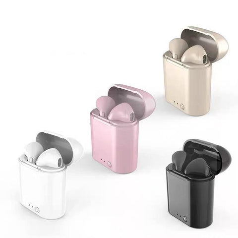 Wireless Earbuds Stereo Bluetooth Earphone With Mini Charging Case