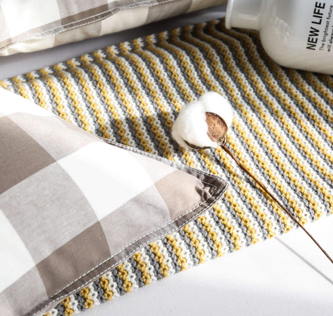 Gingham Check Cushion gallery 5