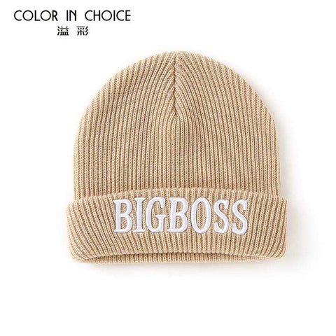 Winter Big Boss Double Layer Hat gallery 14