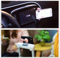 Foldable Phones' Holder on the Table, Wall & Car