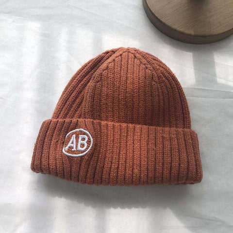 Winter Student Knitted Cap gallery 2