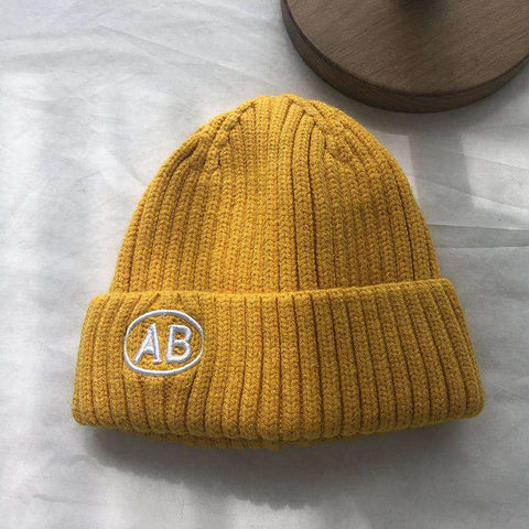 Winter Student Knitted Cap gallery 6