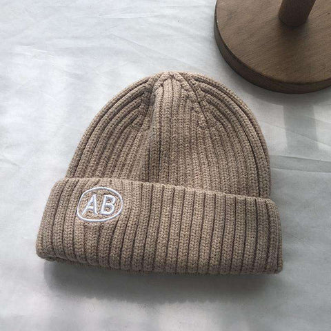 Winter Student Knitted Cap gallery 12