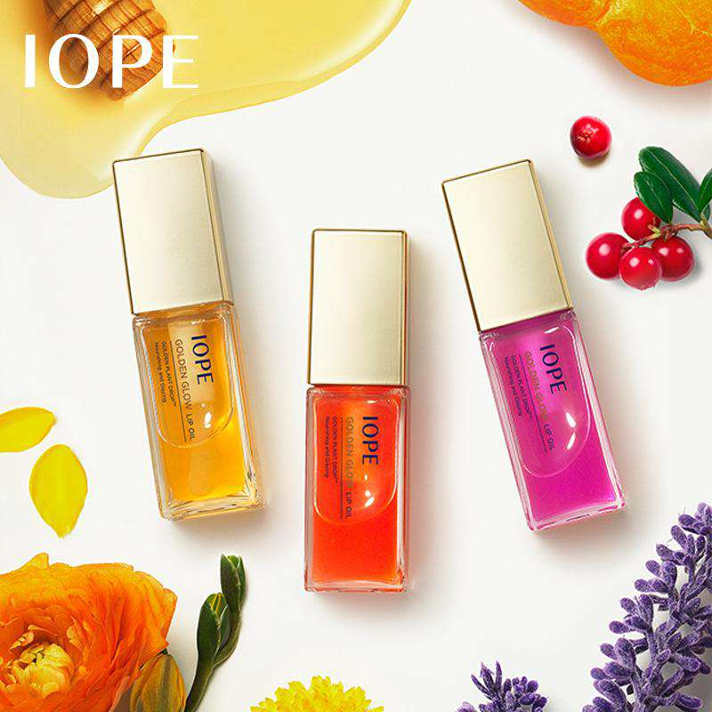IOPE - Golden Glow Lip Oil