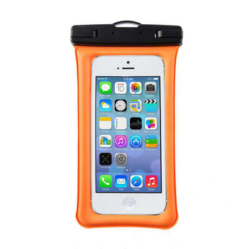 Waterproof Phone Case, Universal Waterproof Bag Dry Bag With Neck Strap for Apple iPhone 7, 7 Plus, 6 6S, 6S Plus, SE 5S