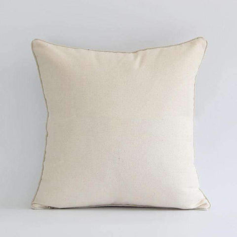 Regal Blue Butterfly Embroidered Pillow Cover gallery 2