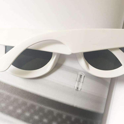 Chic Oval Shape Lens with wide Frame Sunglasses gallery 16