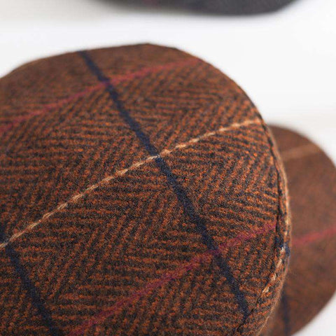 Winter Vintage Checked Hat gallery 10