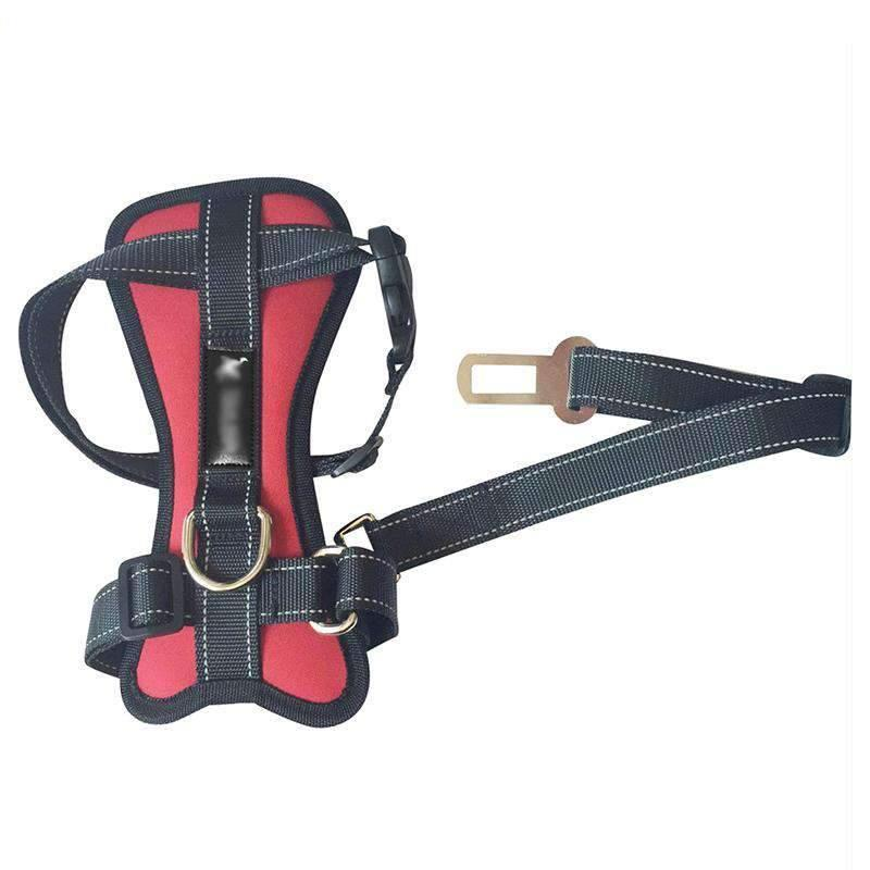 Car Use Safety Pet Dog Harness