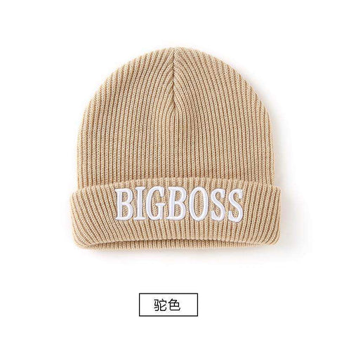 Winter Big Boss Double Layer Hat gallery 3