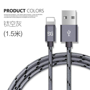 iPhone Charging and Data Transmission Cable