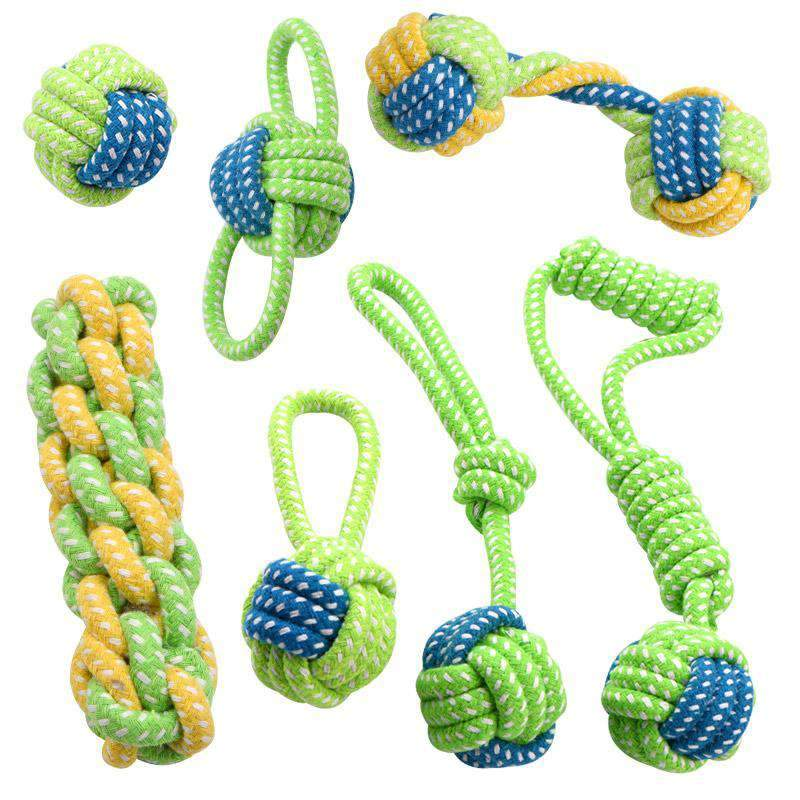 Durable Rope Chew Toy For Puppy Pet