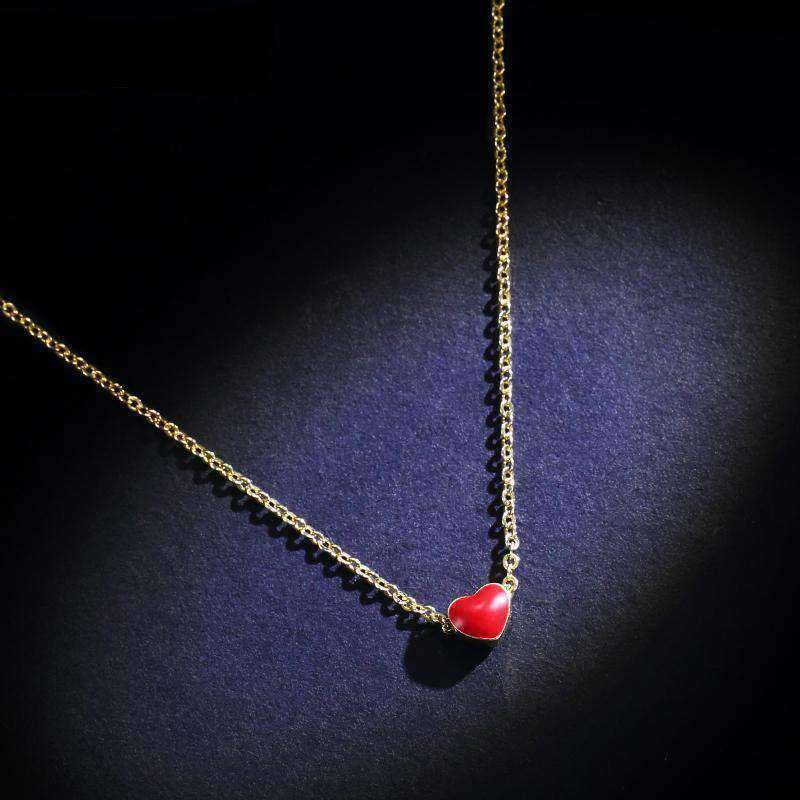 Chic Heart Necklace