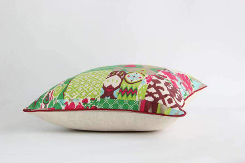 Geometric Country Style Color Printing Pillow Cover gallery 7