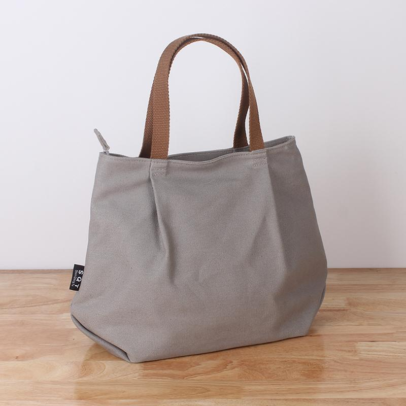 Canvas Simple Lightweight Tote Shopper Bag