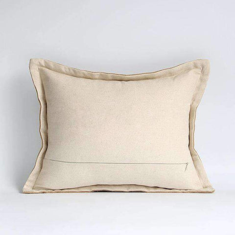 Dragonfly Embroidery Linen Pillow Cover gallery 3