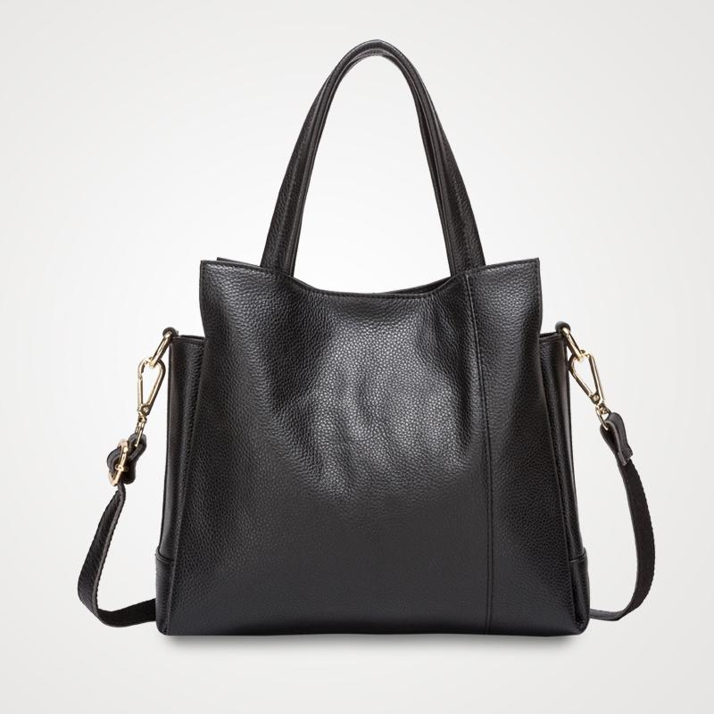 Grain Leather Wing Tote Birdy Tote