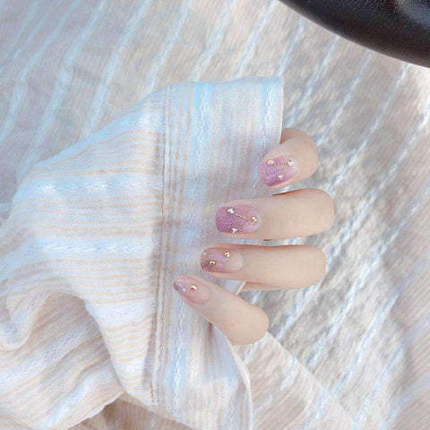 Wonderland Magic Press Nail Manicure