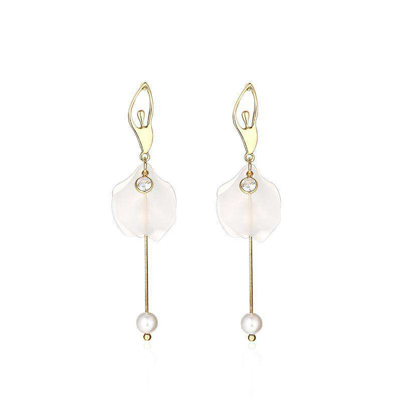 Ballet Dancer Drop Earrings