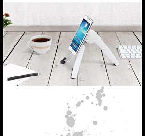 Foldable Holder For Tablet,  Laptop and Phone