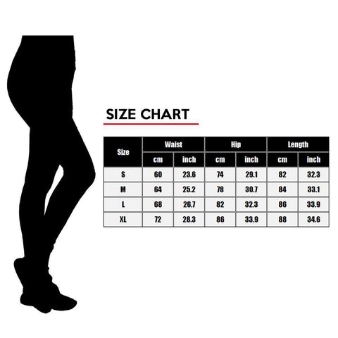 Women's Yoga Ankle Pants Tummy Control Active Workout Fitness Running Stretch Tights Leggings gallery 3