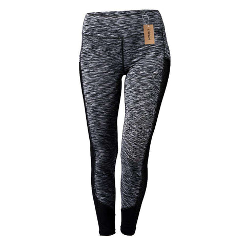 Women's Yoga Ankle Pants Tummy Control Active Workout Fitness Running Stretch Tights Leggings gallery 7
