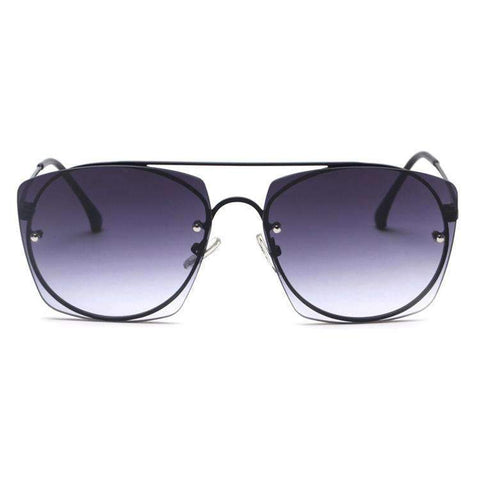 Chic Candy Color Square Shape Lens Street Fashion Sunglasses gallery 1
