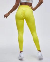 High Waist Butt Lifting Ruched Bum Leggings
