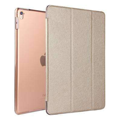 Contracted Solid Color Smart Stand Apple iPad Cover Case gallery 1