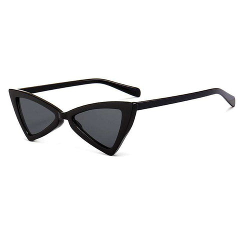 Vintage Butterfly TriangleShape Simple Sunglasses gallery 2