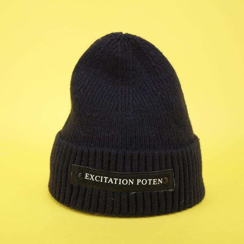 Monogrammed Thick Knitted Woolen Hat for Men and Women gallery 10